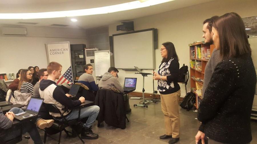USAID Kosovo representatives visit