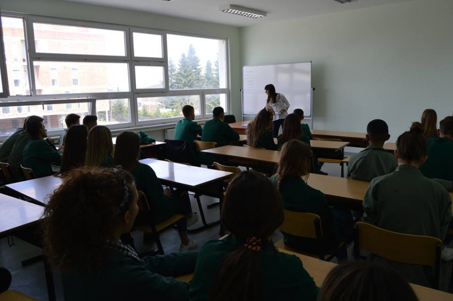 TLP Alumni Lavdi Zymberi - Constitution Week