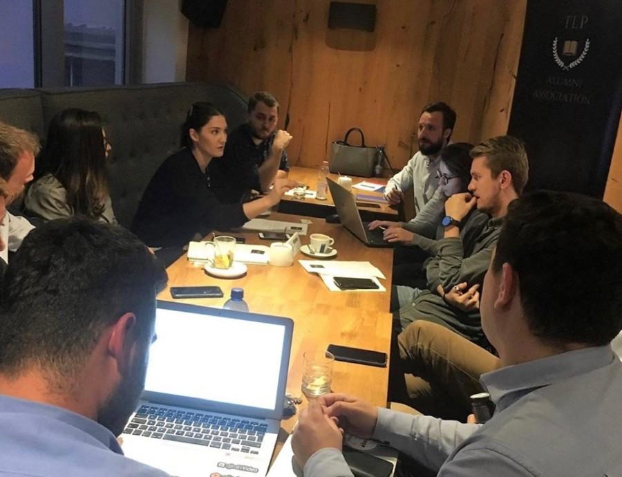 TLP - AA Board Meeting