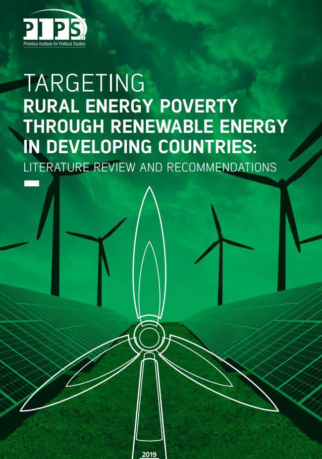 "Bujar Rexhepi's research paper on: ""Renewable Energy"""