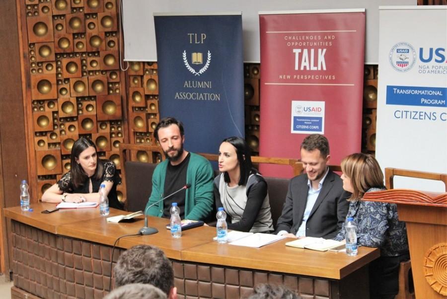 """TALK"" - Civic Engagement in Kosovo"
