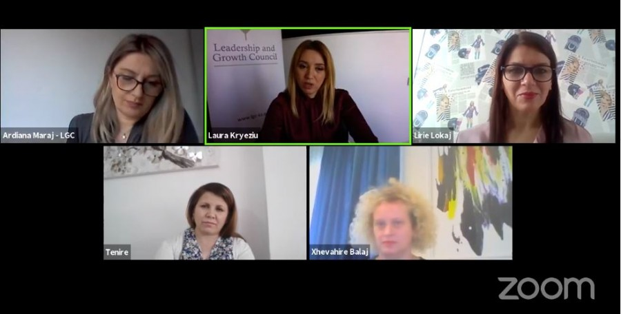 Professional Women's Network (PWN) - The Impact of the Pandemic on mental health