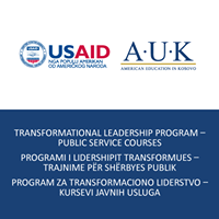 USAID TLP Public Service Courses